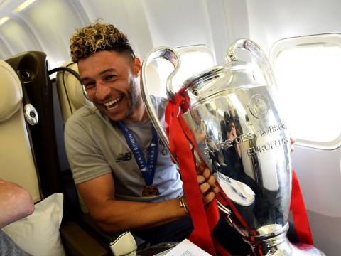 Alex Oxlade-Chamberlain sends message to Arsenal fans after beating Spurs in Champions League final