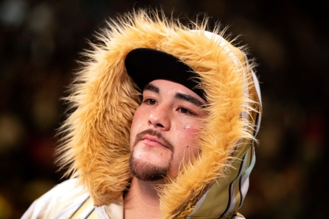 Andy Ruiz Jr. responds to Tyson Fury calling him a bum and sends message to Wilder