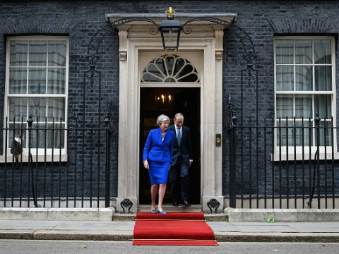 When will the next Tory leader be chosen and when will they replace Theresa May?