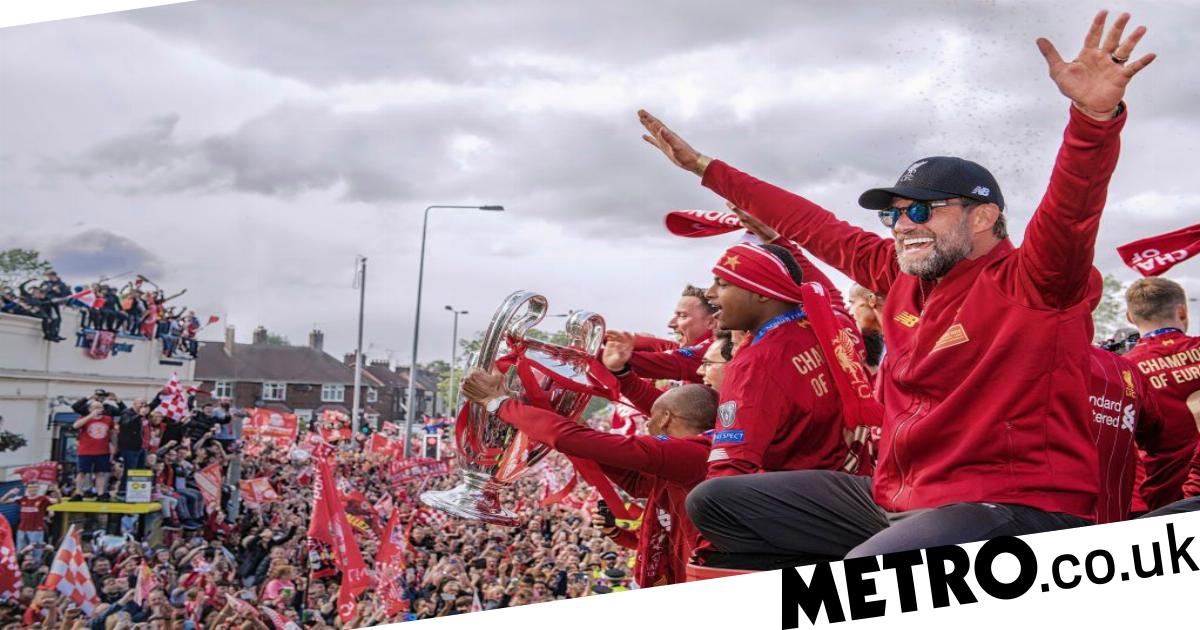 GettyImages-1153850565_1560413598 Liverpool 2019/20 Premier League fixtures in full as Norwich visit Anfield on opening day