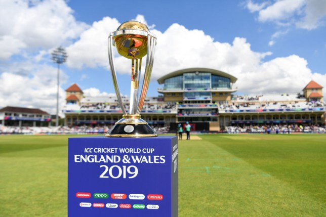 The Cricket World Cup is beginning to take shape