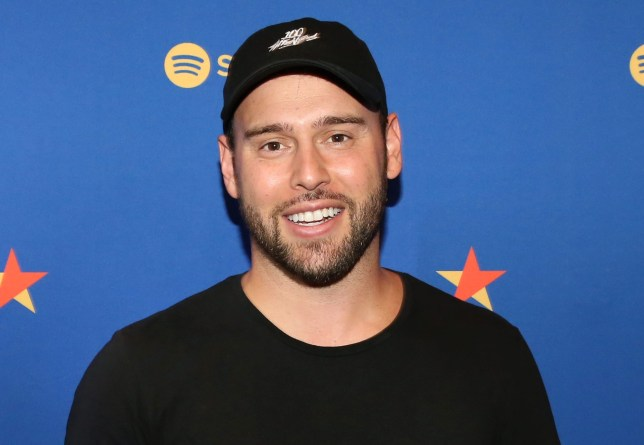 Scooter Braun in Nashville in 2019