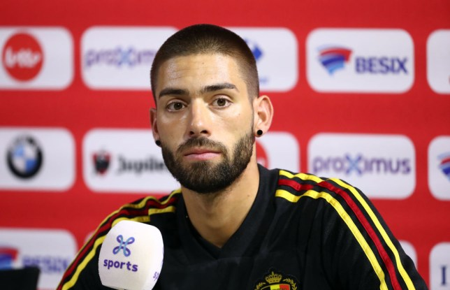 Yannick Carrasco is keen to return to Europe amid interest from Arsenal