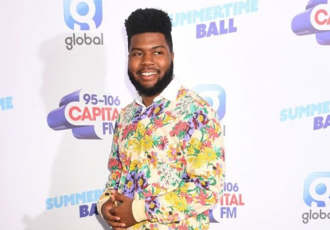 Khalid at Capital Summertime Ball