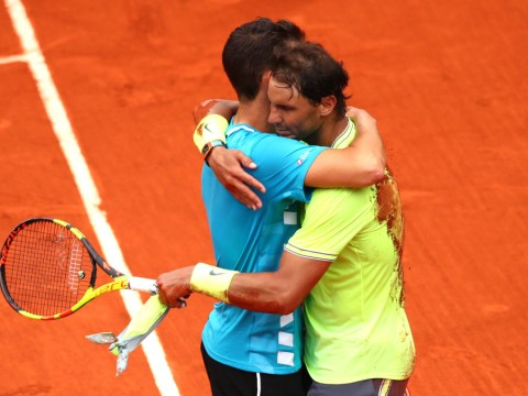 Rafael Nadal sends classy message to Dominic Thiem after winning 12th French Open