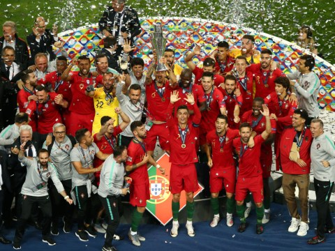 Portugal win inaugural Nations League after victory over Netherlands