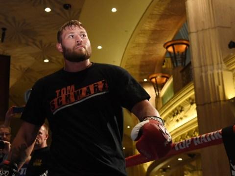 Tom Schwarz needed to sleep on fight offer from Tyson Fury