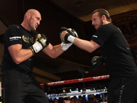 Tyson Fury's trainer Ben Davison hits back after Dillian Whyte criticism