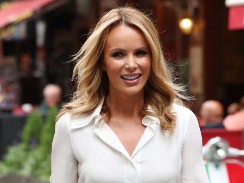 Amanda Holden's daughter bans her from sports day because she's 'too competitive'