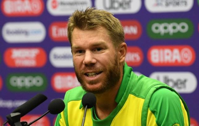 Cricket World Cup David Warner Responds After Shane Warne