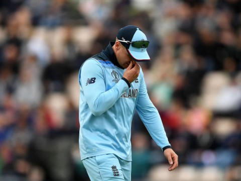 England suffer Jason Roy injury scare during World Cup clash against West Indies