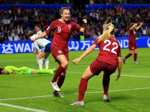 England book spot in last-16 of Women's World Cup after breaking down Argentina