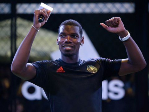 Robert Pires sends message to Manchester United star Paul Pogba over Real Madrid transfer