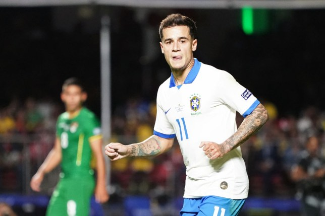 Philippe Coutinho is being linked with a return to England