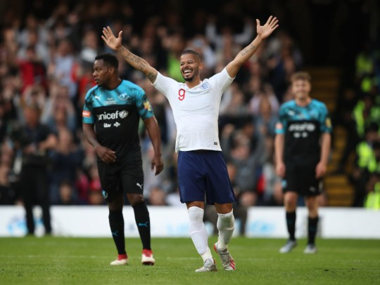 Who won Soccer Aid 2019 – winning team, goals and man of the match