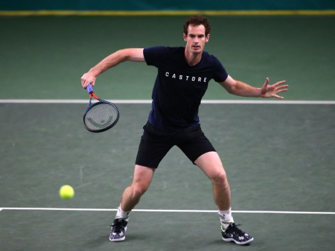 Andy Murray's return delayed after total washout at Queen's