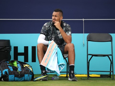 Nick Kyrgios fined £14,000 for Queen's antics