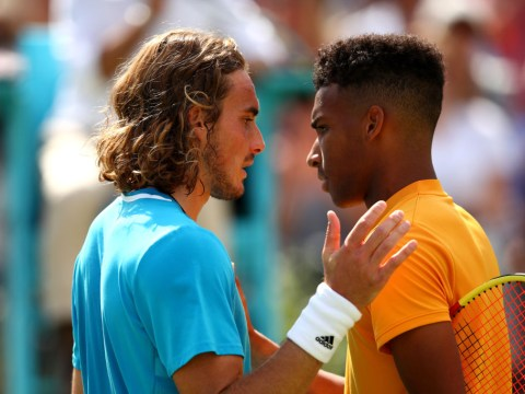 Stefanos Tsitsipas hails Felix Auger-Aliassime as the 'most difficult opponent' he's ever faced