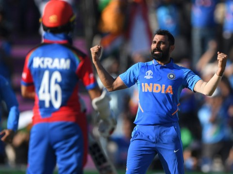 What India hero MS Dhoni told Mohammed Shami before hat-trick ball at World Cup