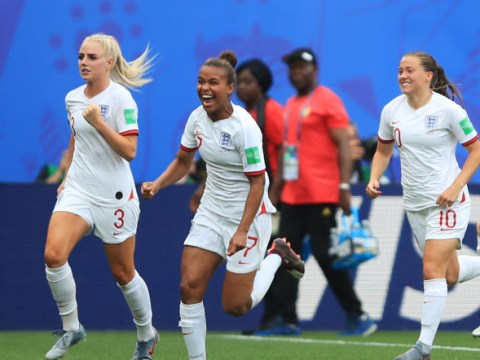 England progress to World Cup quarter-finals after comprehensive 3-0 win against Cameroon
