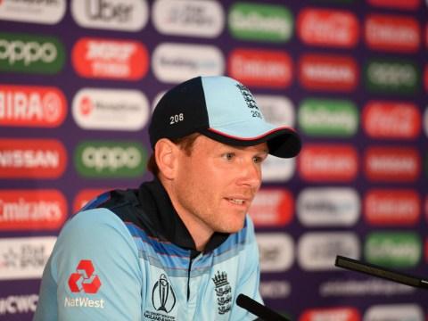 England captain Eoin Morgan responds to Kevin Pietersen dig after Australia World Cup defeat