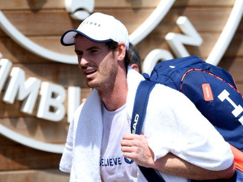 Andy Murray open to partnering up with Serena Williams for Wimbledon mixed doubles