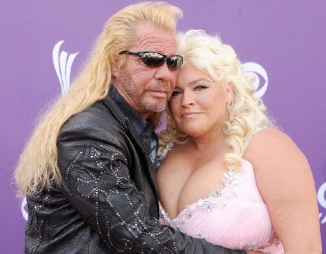 Dog the Bounty Hunter's wife Beth Chapman 'touch and go' in hospital