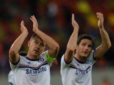 John Terry convinced Frank Lampard will succeed at Chelsea