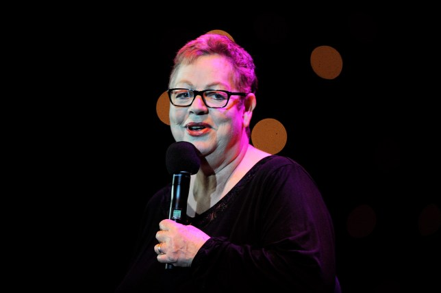 Jo Brand will not face any action after joking about throwing battery acid at politicians