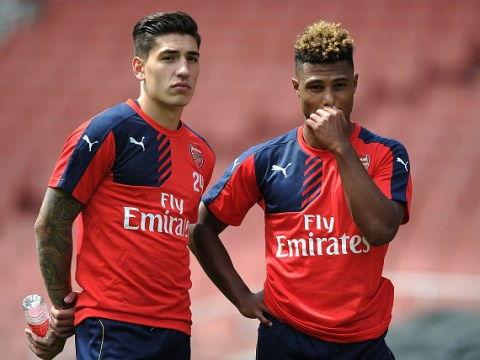 Hector Bellerin savages Tony Pulis and sends class message to former Arsenal teammate Serge Gnabry