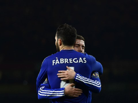 Cesc Fabregas sends class message to Eden Hazard after Chelsea star completes Real Madrid transfer