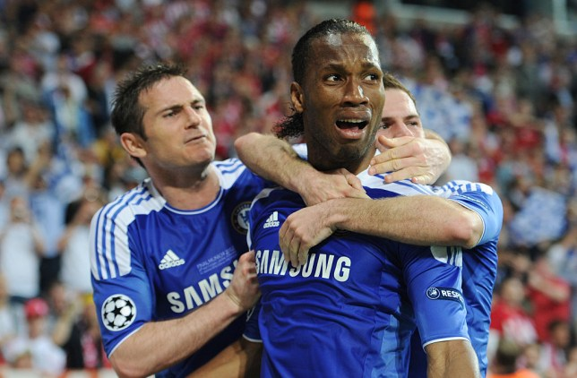 Didier Drogba backs Frank Lampard to replace Maurizio Sarri as Chelsea manager