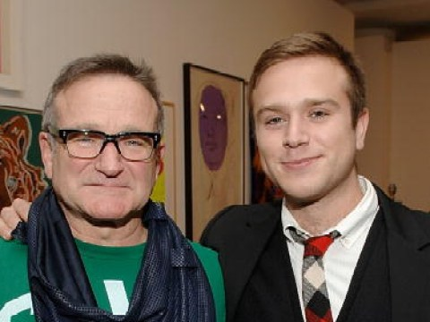 Robin Williams' son Zak names first child after his late father