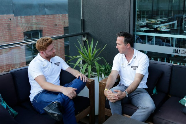 Michael Vaughan hits back at 'pathetic' Jonny Bairstow over England criticism