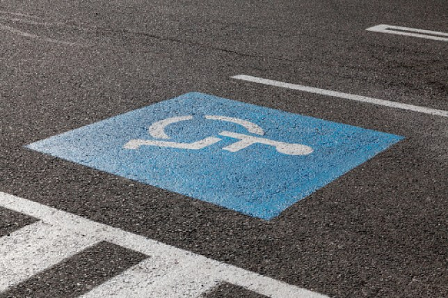 Why people with anxiety are eligible for a blue badge for parking too