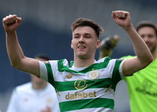 Arsenal are optimistic of closing a deal for Kieran Tierney