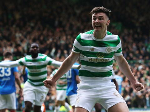 Napoli consider making move for Kieran Tierney with Arsenal poised to lodge new bid