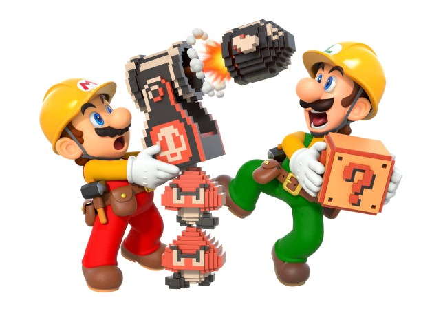 Super Mario Maker 2 - like any Mario game, it has its secrets