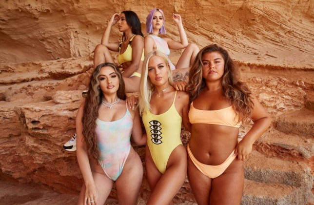 Lottie Tomlinson for InTheStyle