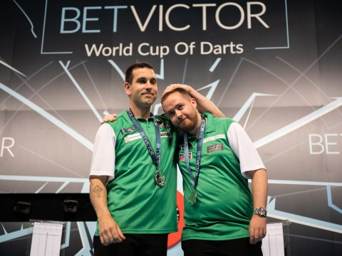 Steve Lennon and Willie O'Connor reflect on Ireland's superb run to World Cup of Darts final