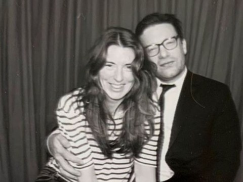 Jamie Oliver and Jools look more in love than ever as they celebrate 19th anniversary
