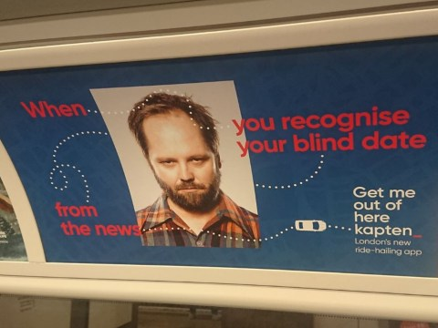TfL apologises for Kapten advert that 'joked about sexual assault'