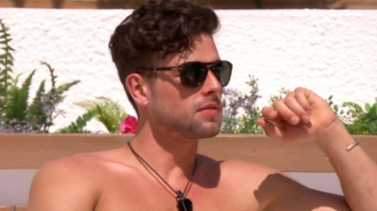 Love Island's Maura pledges to not talk about sex too much