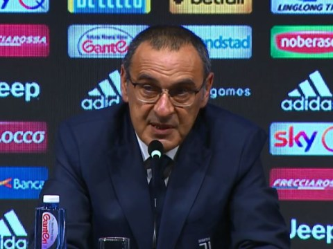 Maurizio Sarri reveals what convinced him to leave Chelsea for Juventus