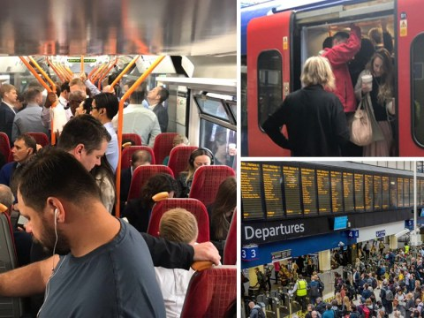 Travel misery continues as South Western Railway strike enters second day
