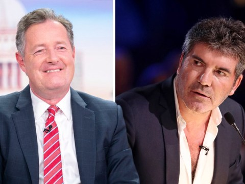 Piers Morgan has a dig at Britain's Got Talent's falling ratings since he discovered Susan Boyle