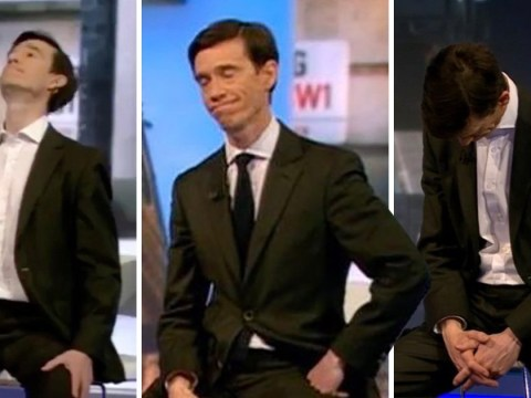 Rory Stewart 'looked like he was on a drunken night out' during TV debate