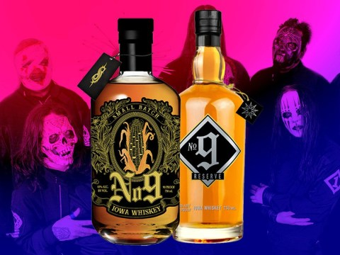 Heavy metal band Slipknot to launch its own line of whiskies