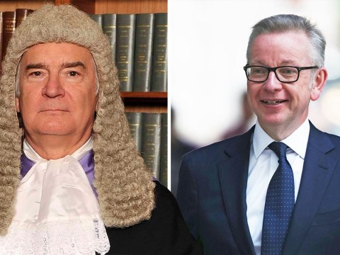 Judge cites Michael Gove's use of cocaine as he spares user jail