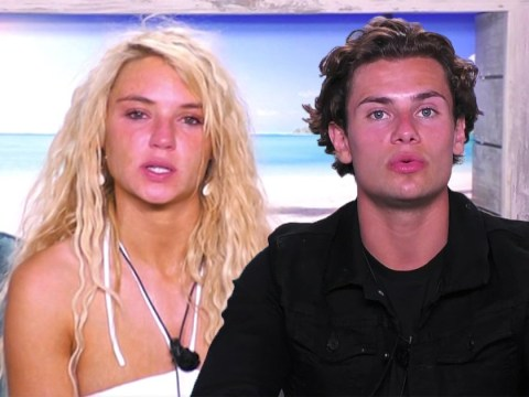 Why was Love Island's Joe Garratt accused of 'gaslighting' Lucie Donlan?